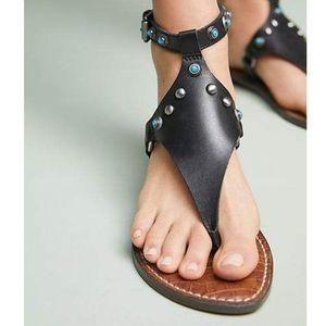 🆕Sam Edelman Studded Leather Gladiator Sandals